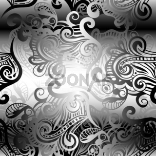 seamless abstract  monochrome background