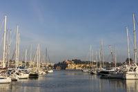 Jachthafen von Portimao, Algarve