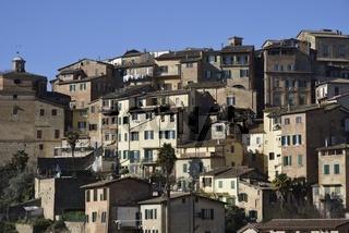Citiscape of Siena