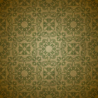 vector seamless pattern on grungy background with crumpled paper texture