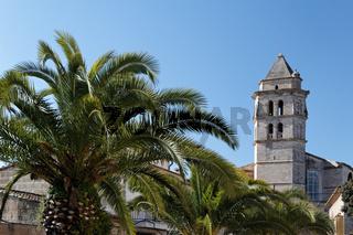 Kirche in Petra auf Mallorca