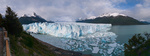 Perito Moreno glacier in Argentina PANORAMA