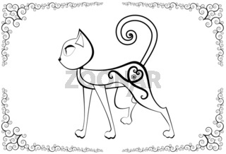Cat-with-tattoo