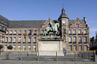Jan Wellem Monument