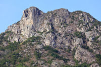 Lion Rock, symbol of Hong Kong spirit