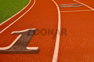 Running Track to Get Ahead in Business