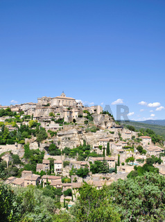 Gordes in der Provence