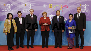 Opening ceremony of ITB 2013 in Berlin