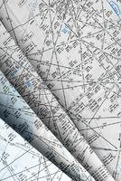 Aeronautical navigation chart