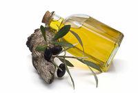 Fresh olive oil.