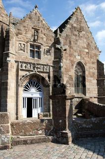 Notre-Dame de la Clarté, Bretagne, Frankreich