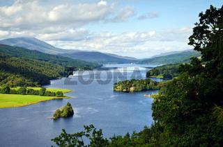 Scotland - Loch Tummel - Queens View 2
