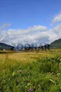 Schottland, Glencoe, Loch Leven