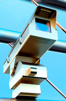 Traffic surveilance camera