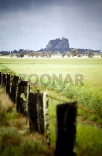 Mitre Rock, Australia