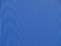 Blaue Riffle Wand