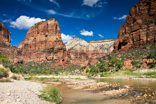 Zion River Bank