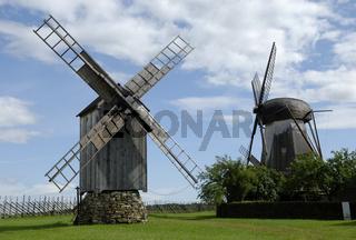 Windmühlen in Angla