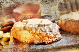 Italien Cookie Vintage Style