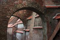 Stadtmauer in Sibiu
