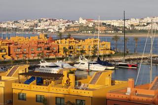 Jachthafen von Portimao