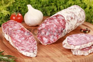 Italienische Salami