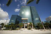 Wells Fargo Gebäude in Fort Lauderdale