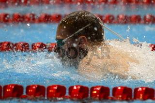 Atmung beim Schwimmen