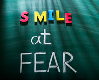 Smile at fear