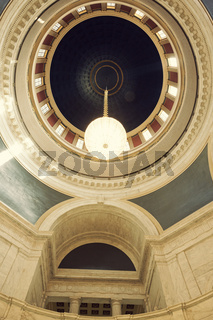 Charleston, West Virginia - State Capitol Building