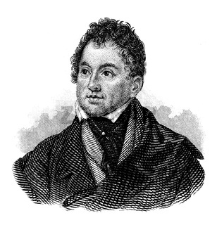 Thomas Moore, 1779 - 1852, an Irish poet