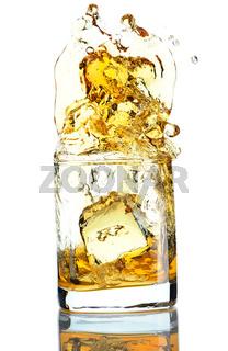 Scotch splash