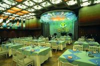 Speisesaal des Koryo Hotels in Pjöngjang