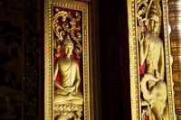 Goldene Fensterläden, Laos