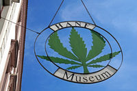 Hanf Museum Berlin Deutschland / Hemp Museum Berlin Germany
