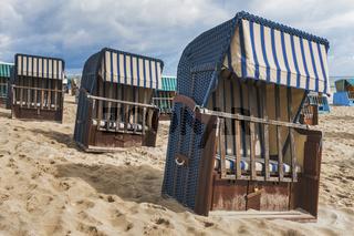 Strandkörbe | Beach chairs