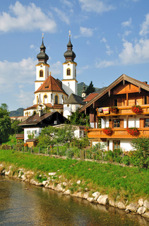 Urlaubsort Aschau  im Chiemgau