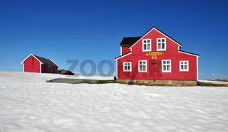 Haus in der Hardangervidda