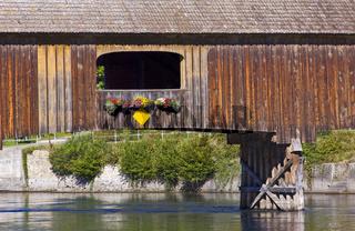 Rheinbrücke Gailingen-Diessenhofen