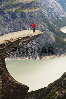 Hike in Norway