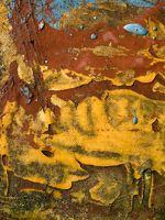 Paint texture closeup background.