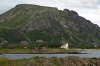 Dorf auf den Lofoten