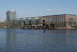 Allianz Hauptverwaltung Frankfurt