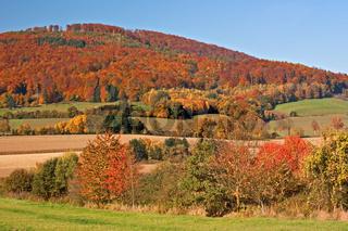 Herbst im Weserbergland