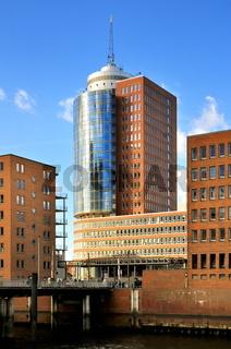 Columbus Haus in der Hafencity, Hamburg
