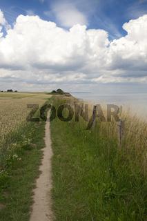 Küste in Ostdeutschland