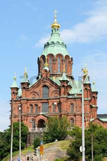 Uspenski-Kathedrale / Uspenski-Cathedral