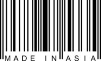 Barcode - Made in Asia