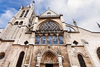 Church of Saint-Severin in Paris