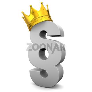 Paragraph Golden Crown